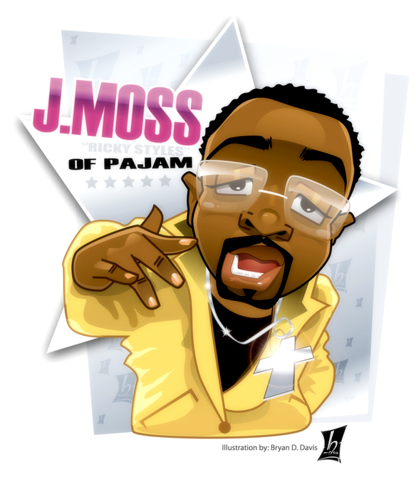 J. Moss - great singer
