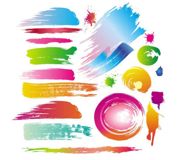 vector paint brushes adobe illustrator