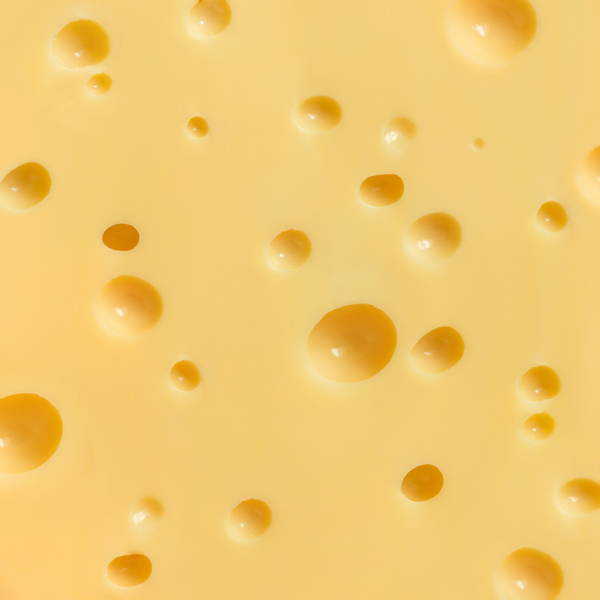 Cheese texture background с сайта Shutterstock