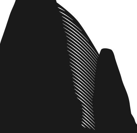 How to Create a Mountain in the Engraving Style Using the WidthScribe plugin and Adobe Illustrator